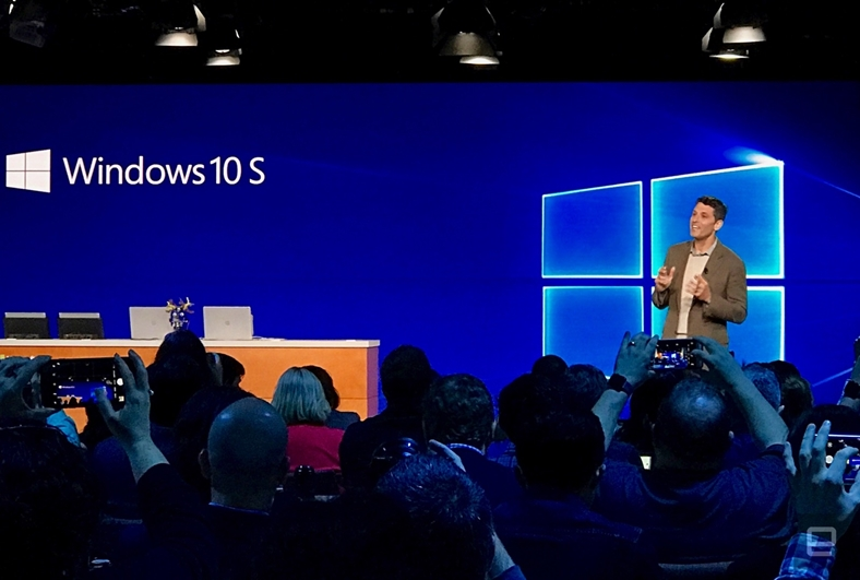 Windows 10S Microsoft