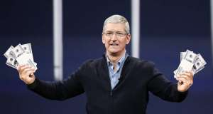 apple rezerva monetara bani