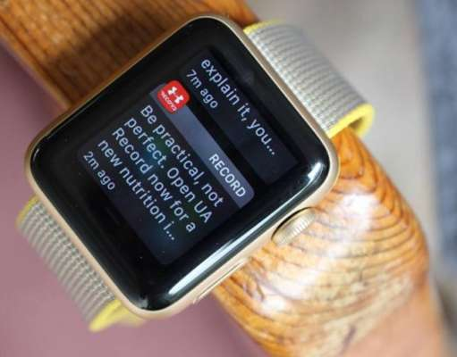 apple watch ora exacta