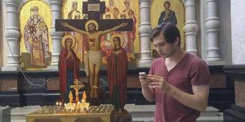blogger rusia inchisoare