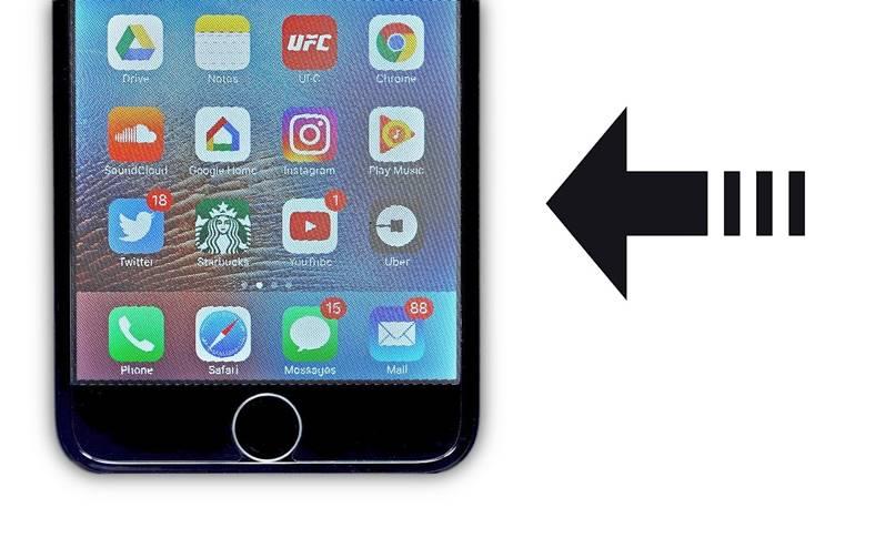 carcasa 3D iPhone