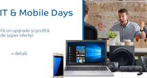 eMAG reduceri it mobile mai