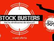 eMAG reduceri stock busters mai