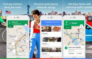 gooogle maps update iphone ipad