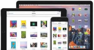 iCloud notite sterse Apple