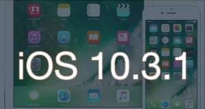 iOS 10.3.2 downgrade iOS 10.3.1