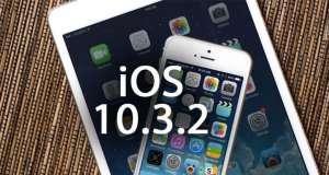 iOS 10.3.2 iphone ipad