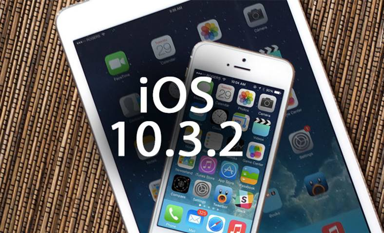 iOS 10.3.2 iphone ipad