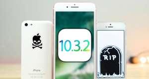 iOS 10.3.2 probleme iphone ipad