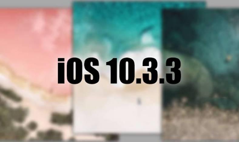 iOS 10.3.3 performante