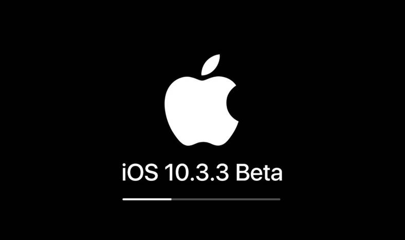 iOS 10.3.3 public beta 1 instalare
