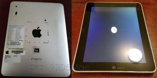 iPad 1 prototip 5