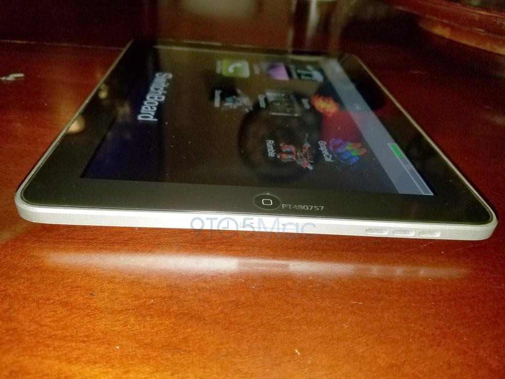 iPad 1 prototip