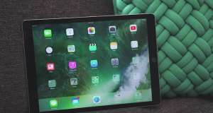 iPad Pro 10.5 inch productie