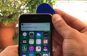 iPhone 6S nfc spart jailbreak
