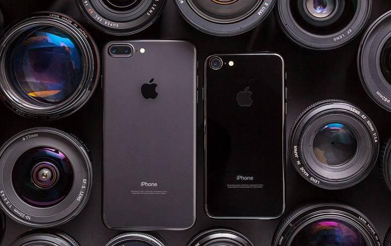 iPhone 7 camera tutoriale Apple