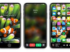 iPhone 8 Touch ID ecran mare