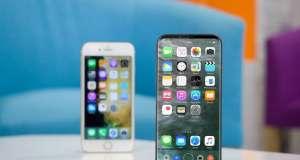 iPhone 8 comparatie Samsung Galaxy S8 design