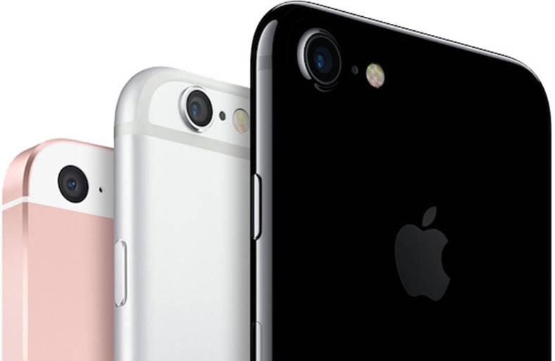 iPhone loialitate