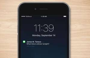 iPhone notificari jailbreak