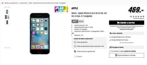 iphone 6 spania