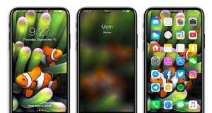 iphone 8 difuzor rezistenta apa