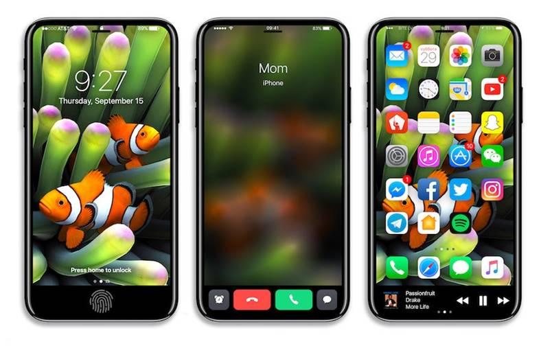 iphone 8 recunoastere faciala camera 3d