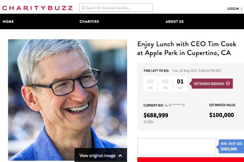 pranz presedinte Apple suma