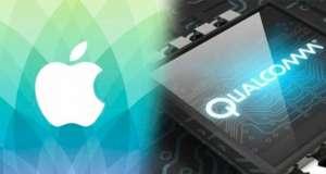 qualcomm proces apple iphone