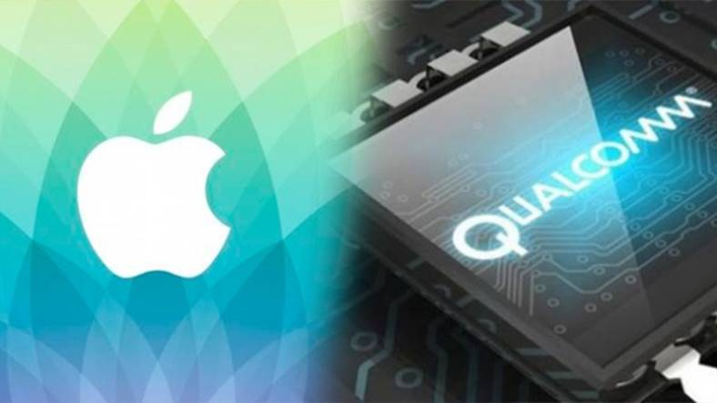 qualcomm proces apple iphone