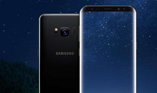 Samsung Galaxy S8: raspunsul la problema iris scannerului