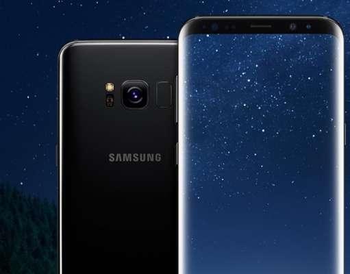 samsung galaxy s8 iris scanner problema
