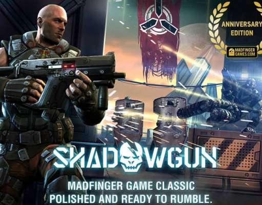 shadowgun oferta iphone