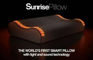 Sunrise Pillow perna inteligenta de trezire