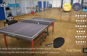 table tennis touch oferta iphone ipad