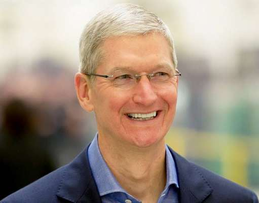 tim cook pranz caritabil apple
