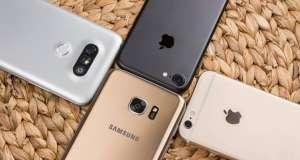 vanzari smartphone t1 2017