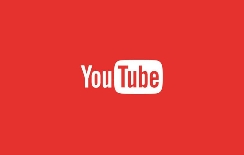 youtube interfata dark mode