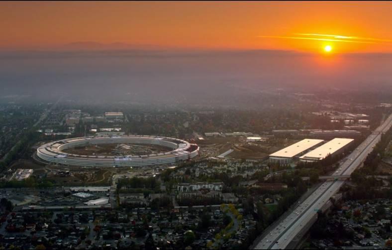 Apple Park deschidere angajati