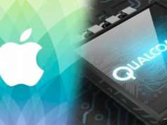 Apple Qualcomm proces iphone