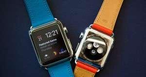 Apple Watch micro-LED 2018