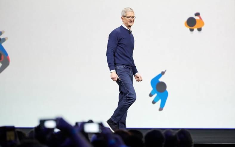 Apple ghidaj autonom masini