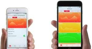 Apple informatii medicale iPhone