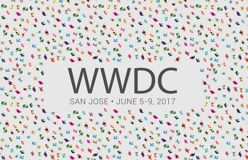 Apple inregistrare video WWDC 2017