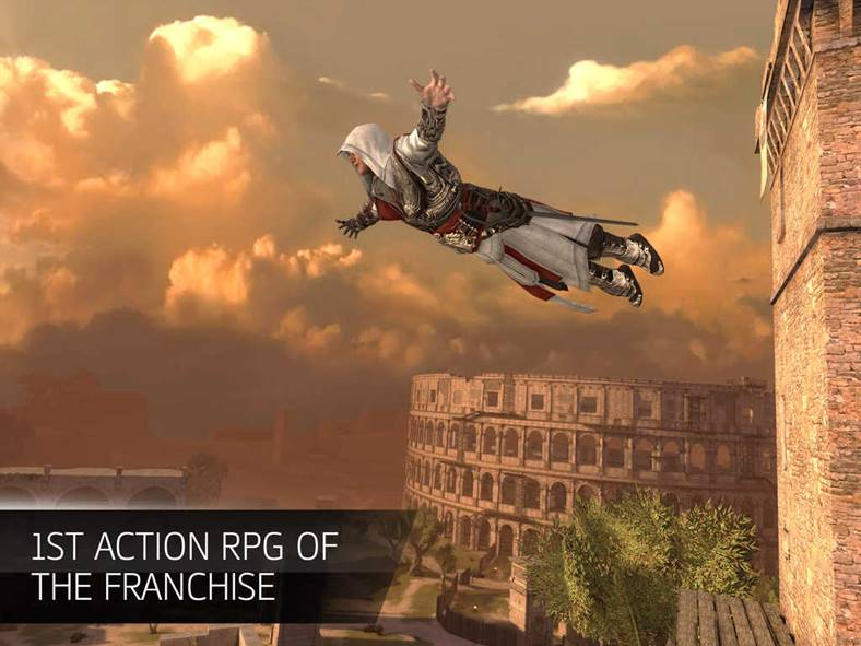 Assassins Creed Identity reducere iPhone