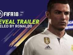E3 2017 FIFA 18 Cristiano Ronaldo trailer