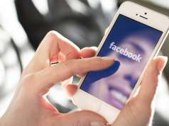 Facebook iPhone iPad actualizare