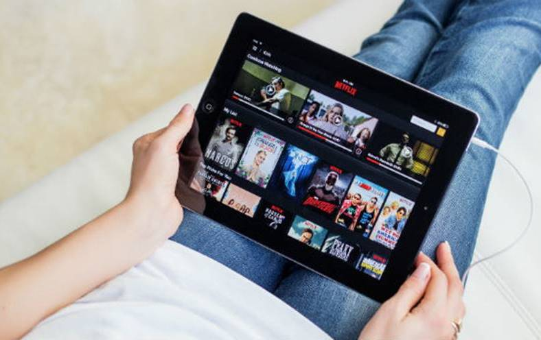 Filme online netflix hbo piraterie