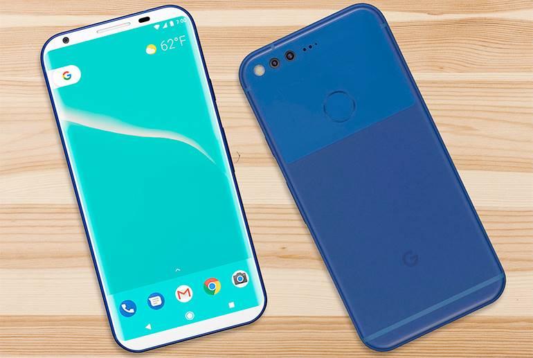 Google Pixel 2 imagine feat