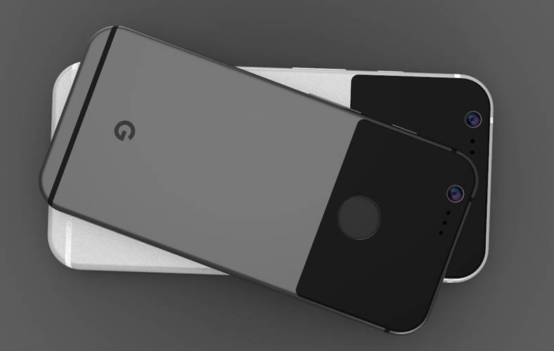 Google Pixel functie iPhone touchpad feat